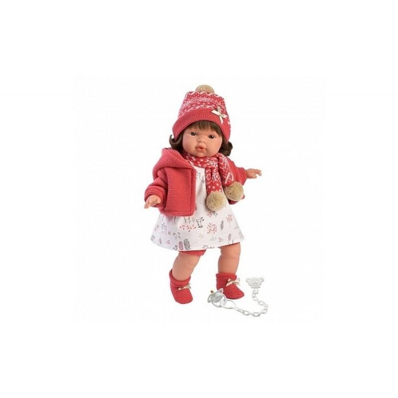 Llorens Кукла Лола 38 см со звуком L 38558