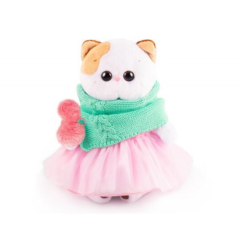 Мягкая игрушка Budi Basa Ли-Ли в юбке со снудом 24 см