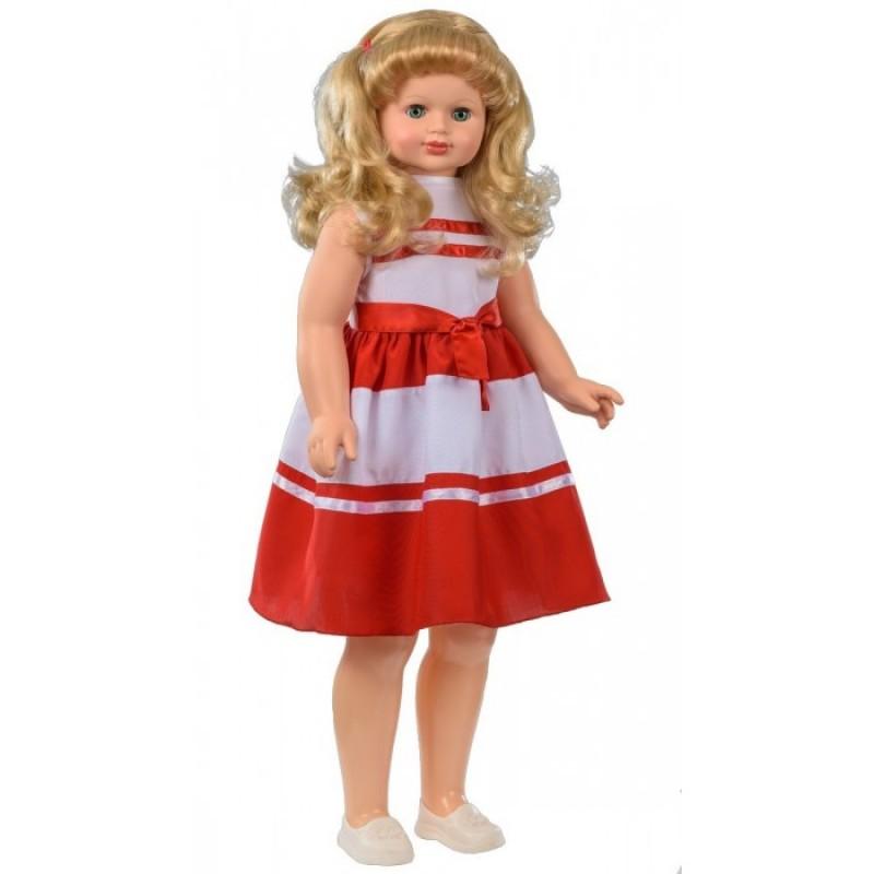 Весна Кукла озвученная Снежана праздничная 3 83 см