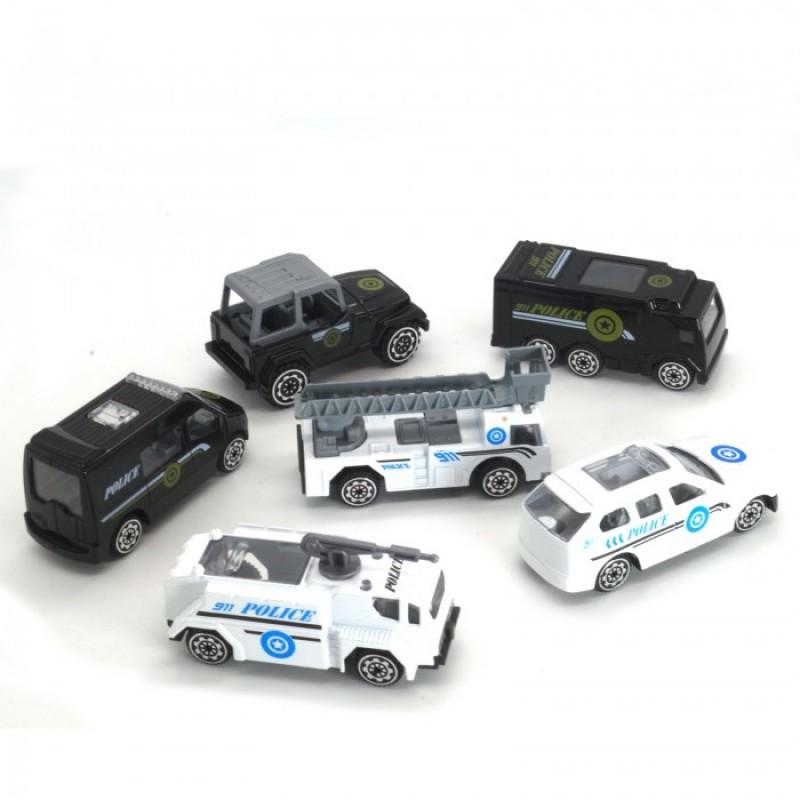 HK Industries  Игровой набор полицейский