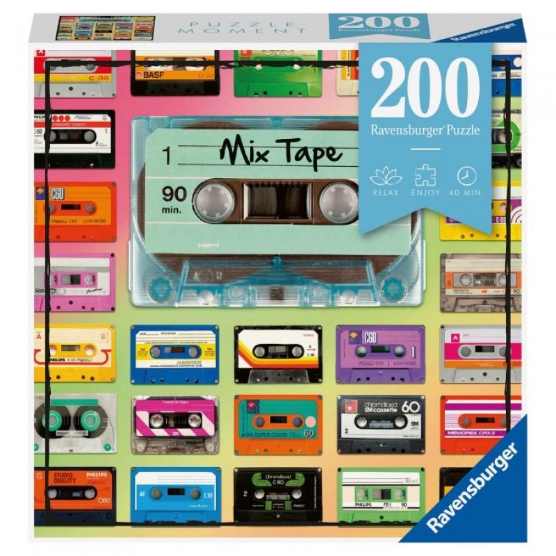 Ravensburger Пазл Микс кассет (200 элементов)
