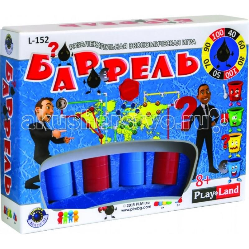 Play Land Настольная игра Баррель