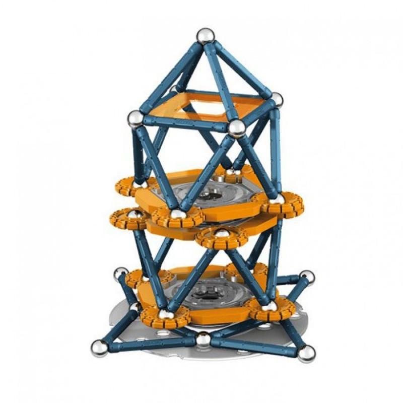 Конструктор Geomag магнитный Mechanics 146 деталей