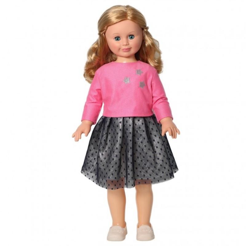 Весна Кукла Милана модница 2 озвученная 70 см