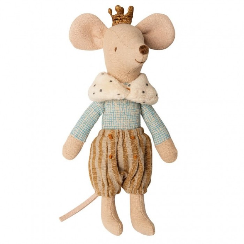 Мягкая игрушка Maileg Мышонок старший брат Принц