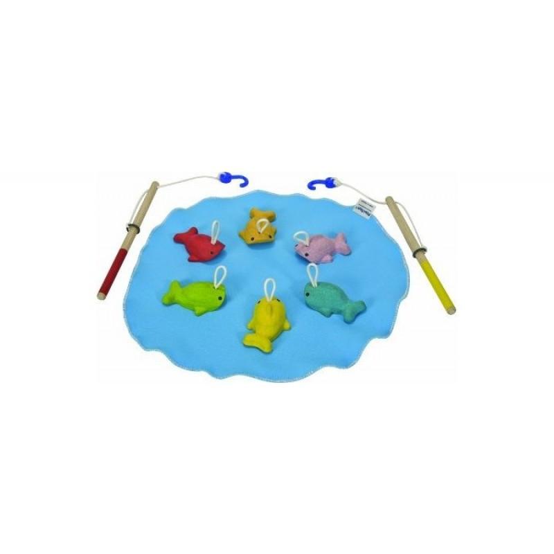 Деревянная игрушка Plan Toys Рыбалка 5629