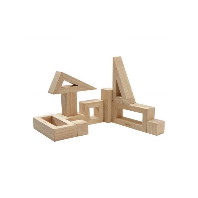 Деревянная игрушка Plan Toys Конструктор 5509
