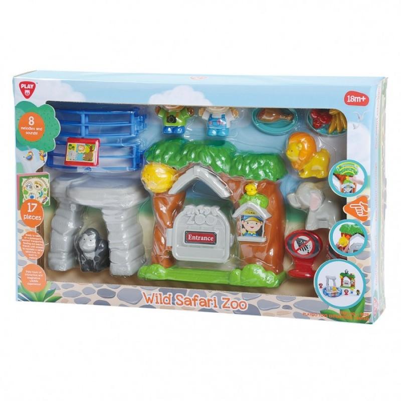 Playgo Игровой набор Сафари