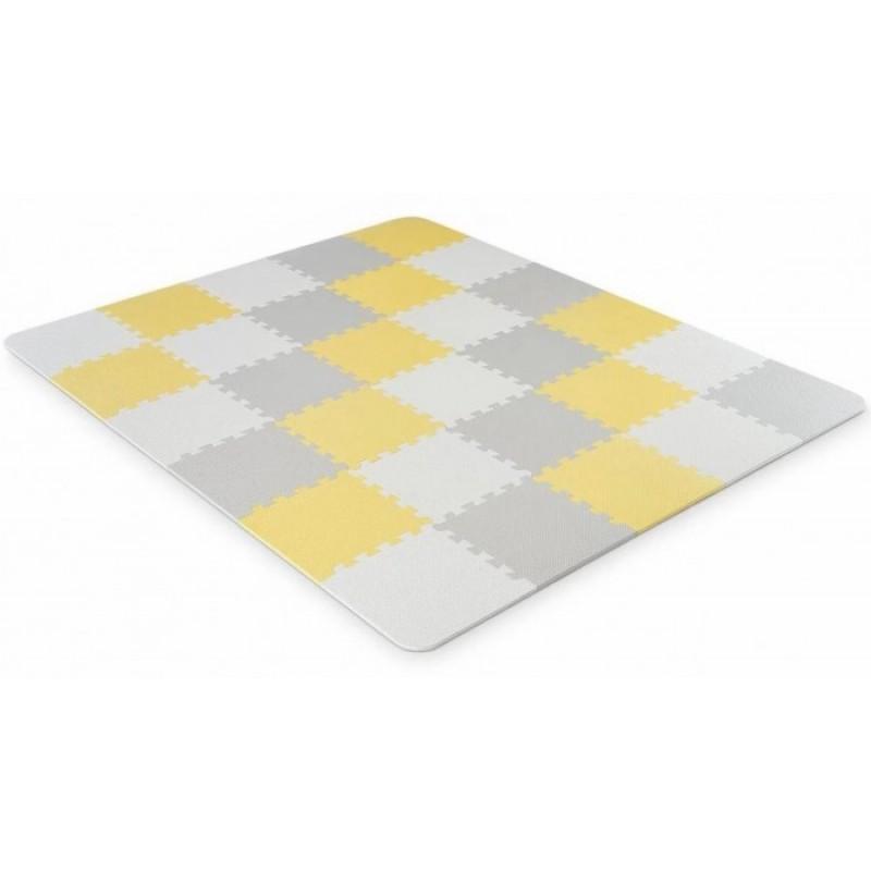 Игровой коврик Kinderkraft пазл Luno