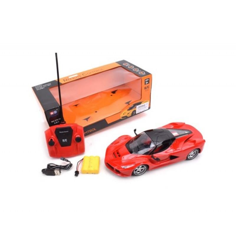 Наша Игрушка Машина радиоуправляемая 575-10ABC
