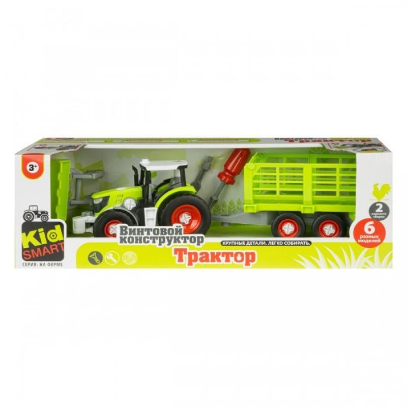 Ningbo Union Vision Набор для сборки Трактора с клетью