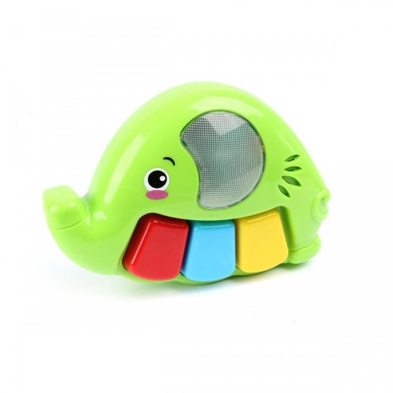 Развивающая игрушка Ути Пути Музыкальная Слоненок