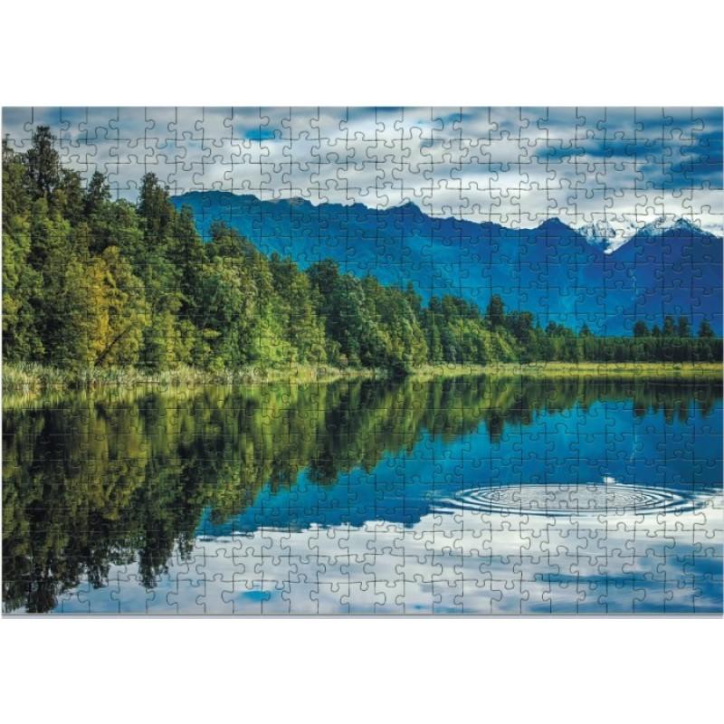 Dodo Пазл Озеро Мэтисон Новая Зеландия (500 элементов)