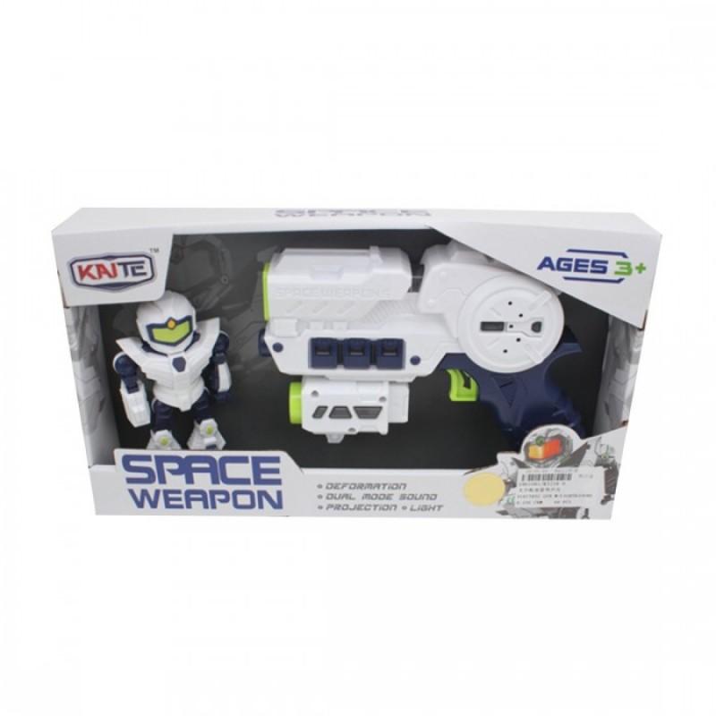 Наша Игрушка Игровой набор Космический воин KT218-9