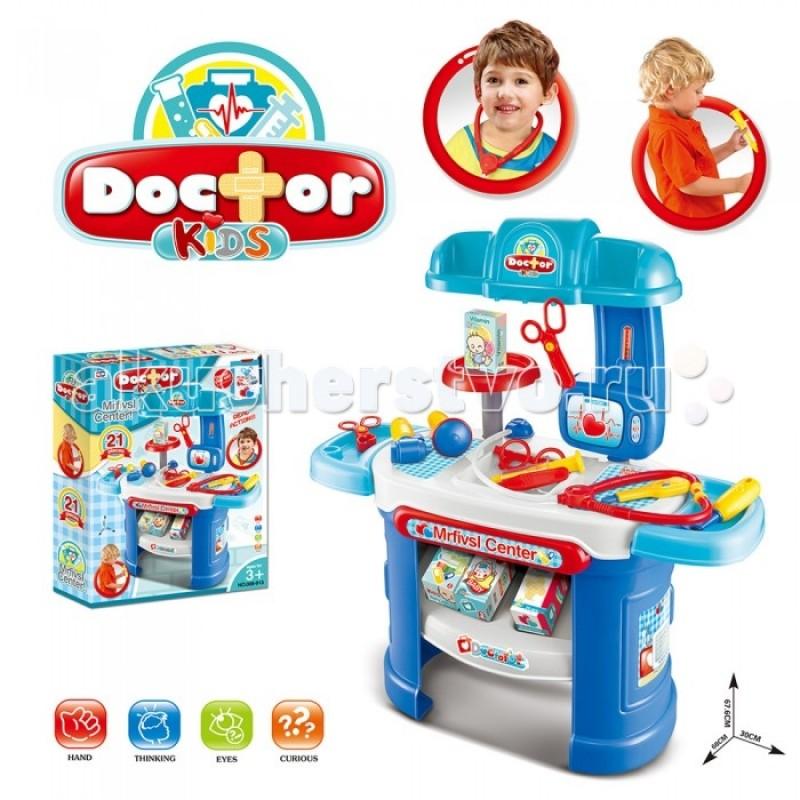 Xiong Cheng Игровой набор доктора Hospital