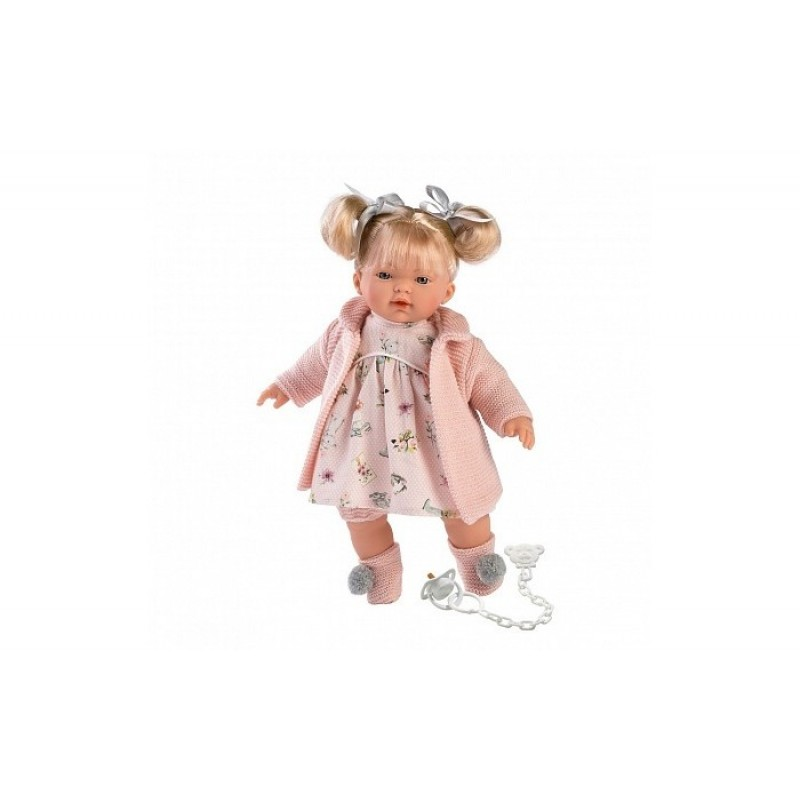 Llorens Кукла Айтана 33 см со звуком L 33112