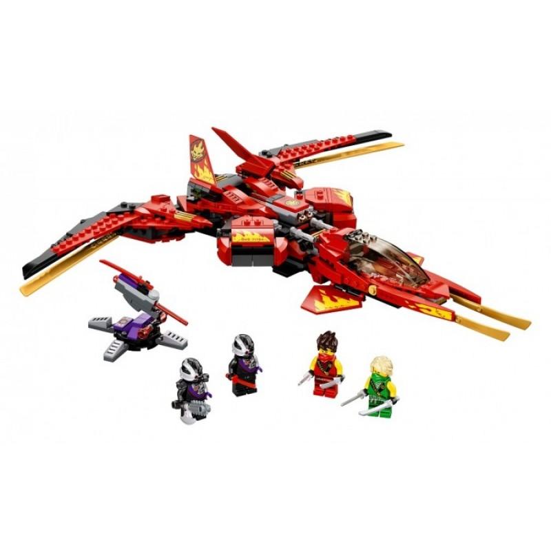 Конструктор Lego Истребитель Кая