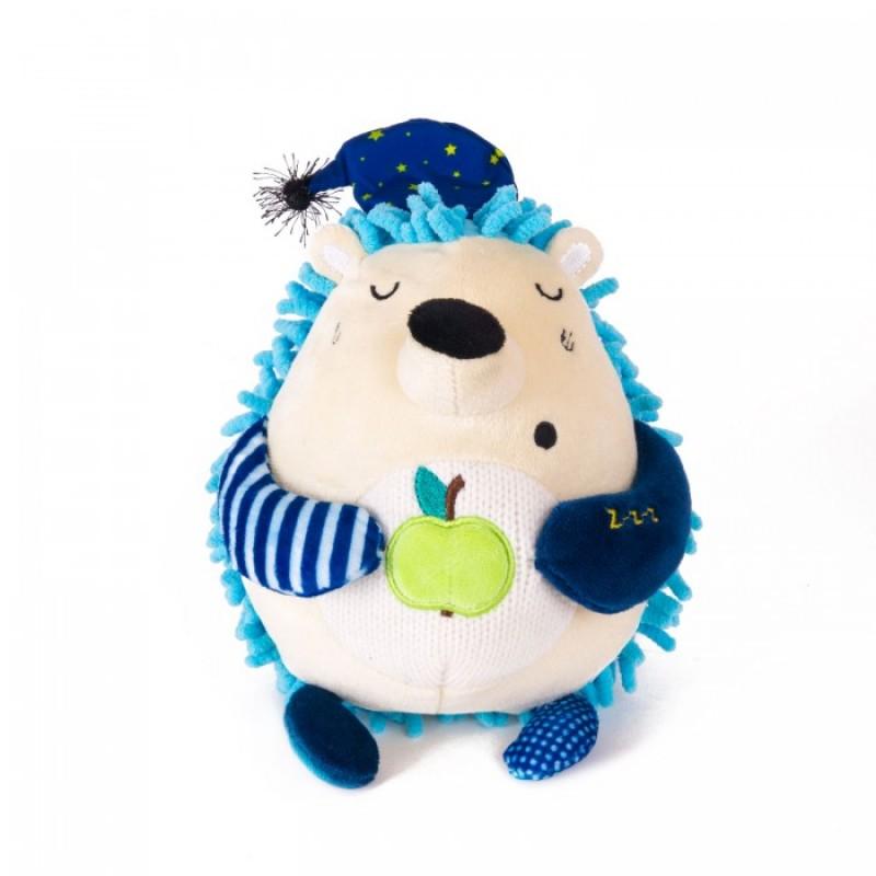 Мягкая игрушка Gulliver Ежик Соня 15 см