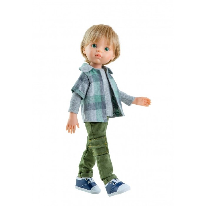Paola Reina Кукла Луис 32 см 04419