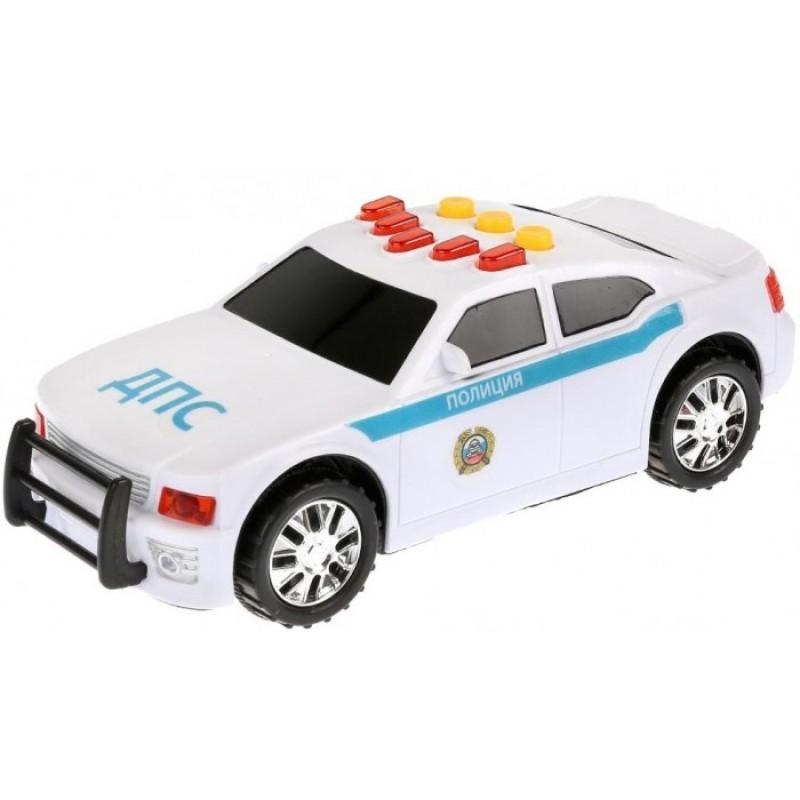 Играем вместе Машина Полиция 6107-R2