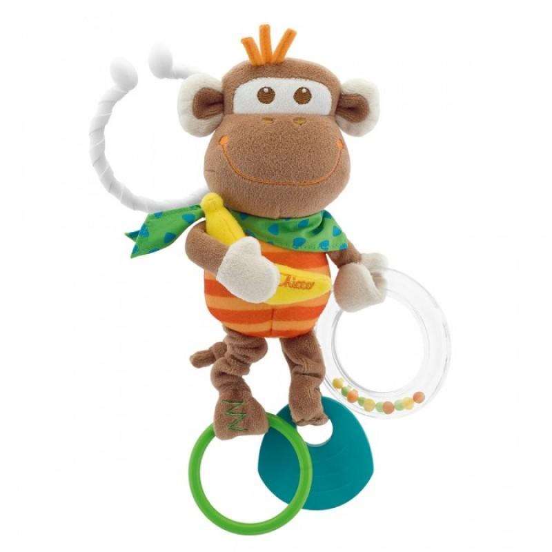 Подвесная игрушка Chicco Обезьянка