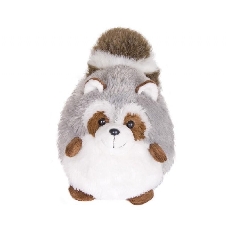 Мягкая игрушка Gulliver Пушистый хвостик Енотик 30 см