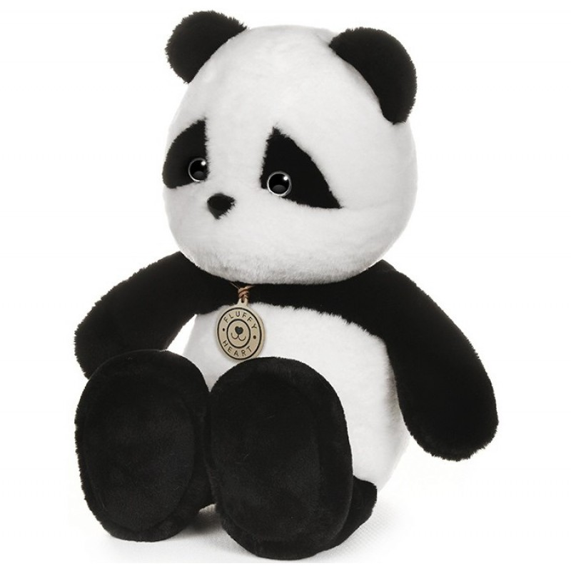 Мягкая игрушка Fluffy Heart Панда 25 см MT-MRT081910-25
