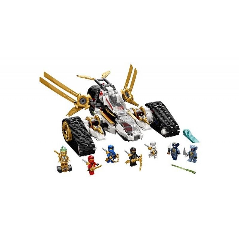 Конструктор Lego Ninjago Сверхзвуковой самолёт