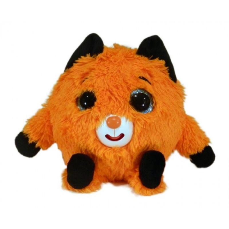 Мягкая игрушка 1 Toy Дразнюка-Zoo Лисичка 13 см