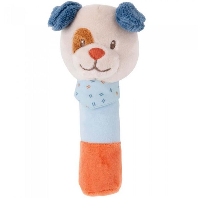 Мягкая игрушка Nattou Cri-Cris Jim & Bob Собачка 20 см