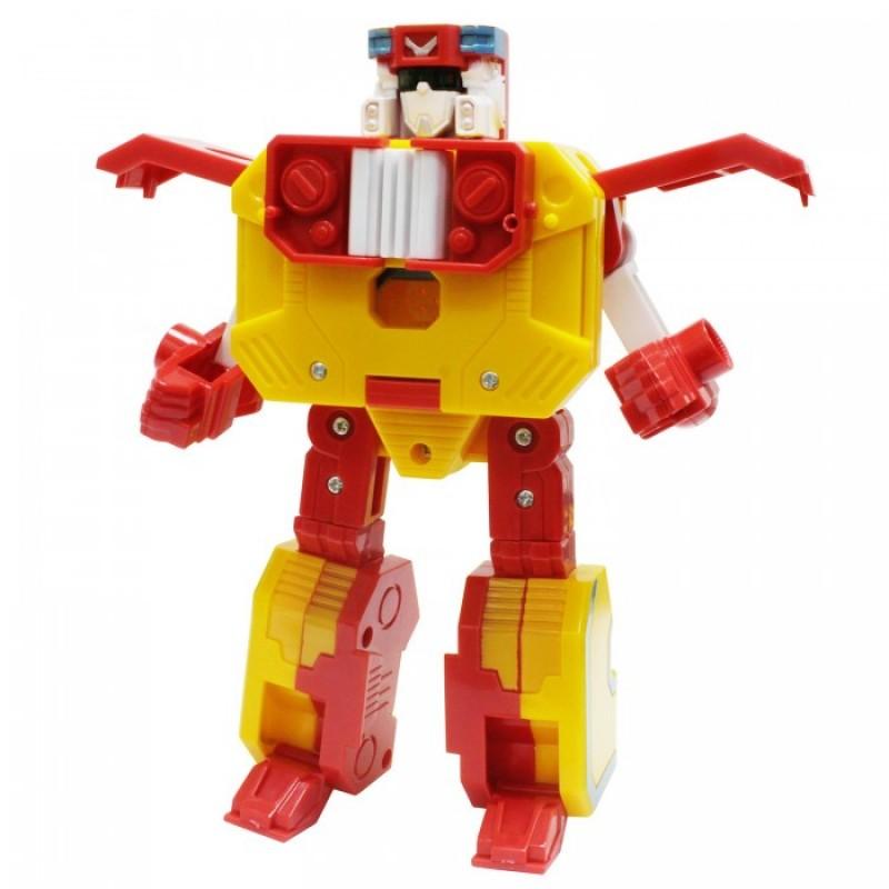 1 Toy Робот Трансботы XL Боевой расчет ПВО Октонатор