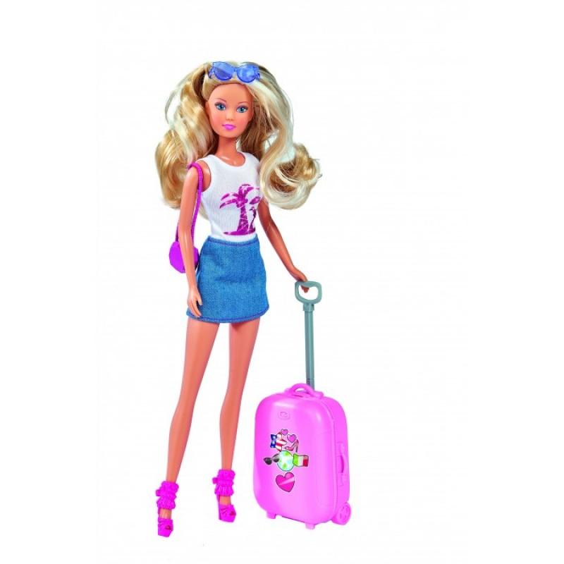 Simba Кукла Штеффи путешественница 29 см
