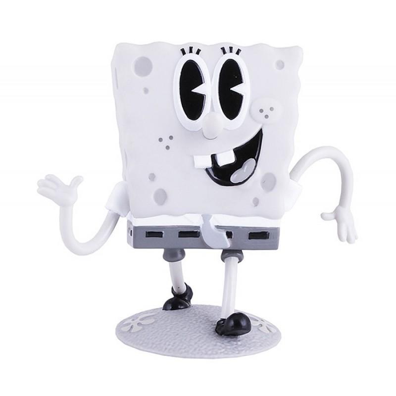 SpongeBов Игрушка пластиковая Спанч Боб ретро 11.5 см