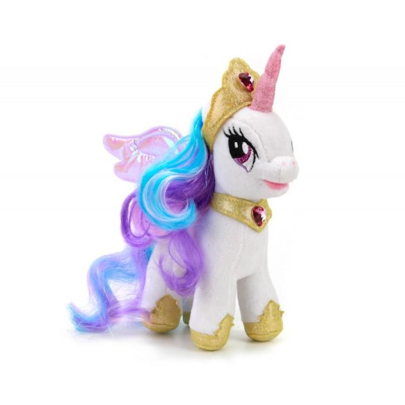 Мягкая игрушка Мульти-пульти Пони Принцесса Селестия 18 см