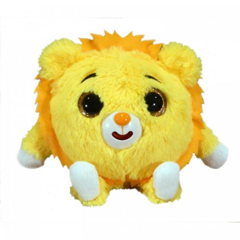 Мягкая игрушка 1 Toy Дразнюка-Zoo Львёнок 13 см