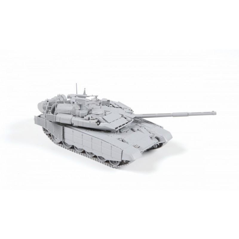 Звезда Сборная модель Российский основной боевой танк Т-90МС