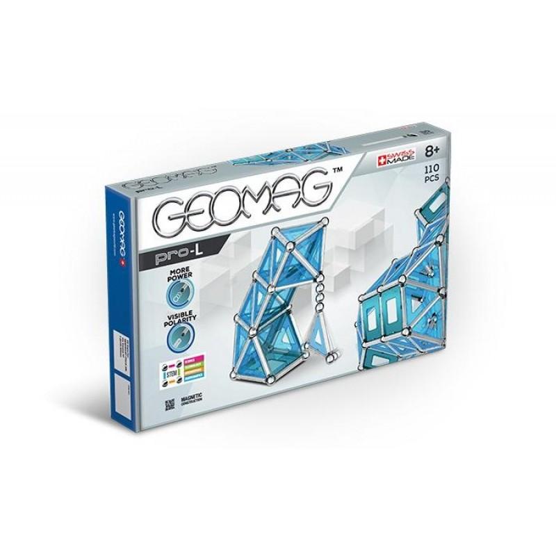 Конструктор Geomag магнитный Pro-L (110 деталей)