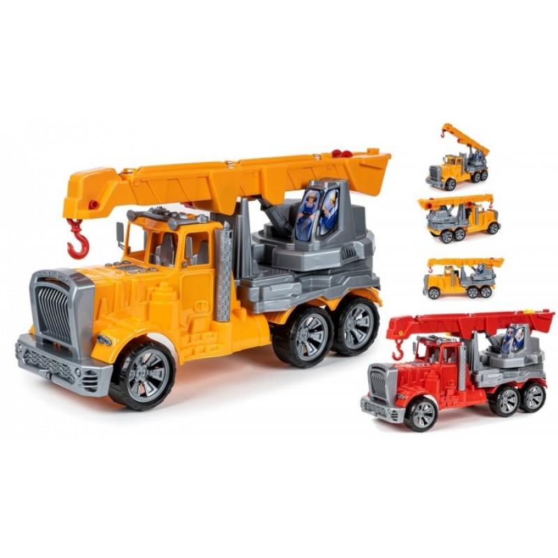 Orion Toys Автомобиль FS2 Автокран