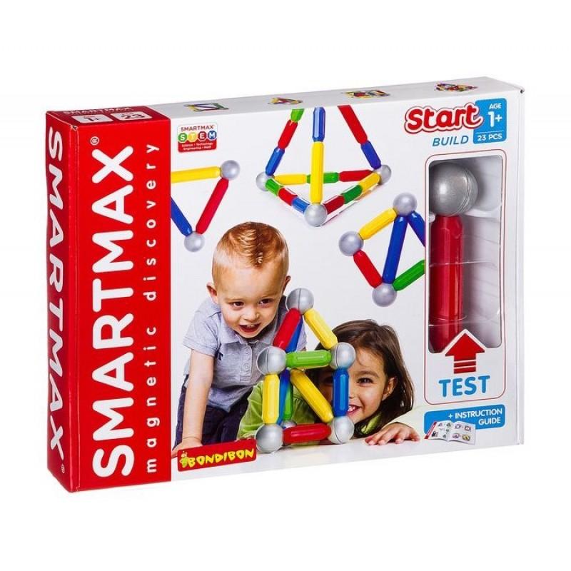 Bondibon Магнитный SmartMax Basic (23 деталей)