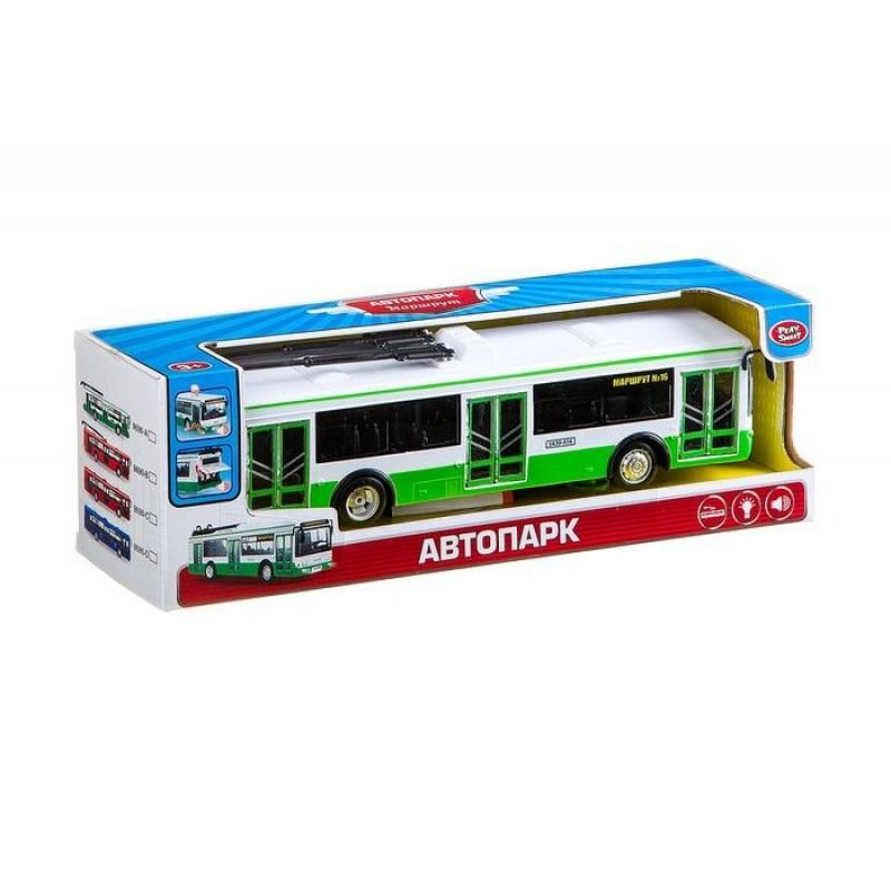 Play Smart Автопарк Троллейбус