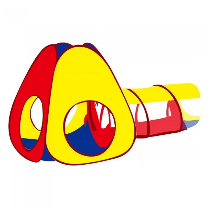 Pituso Дом Конус и туннель + 100 шаров 190x90 см