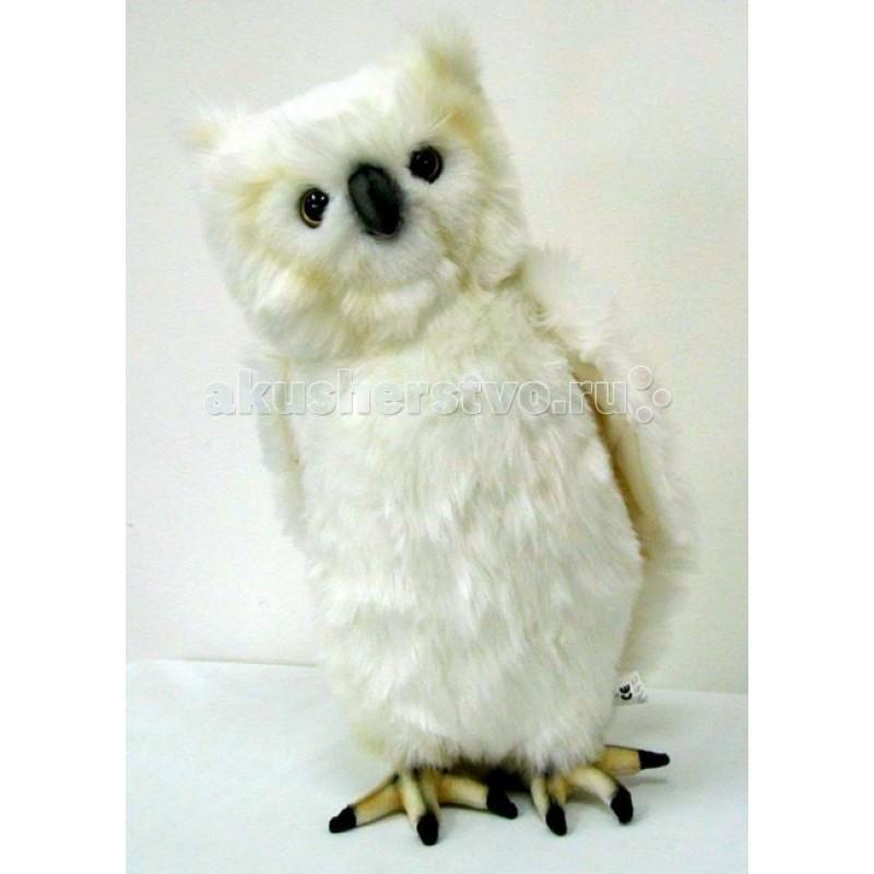 Мягкая игрушка Hansa Сова белая 30 см
