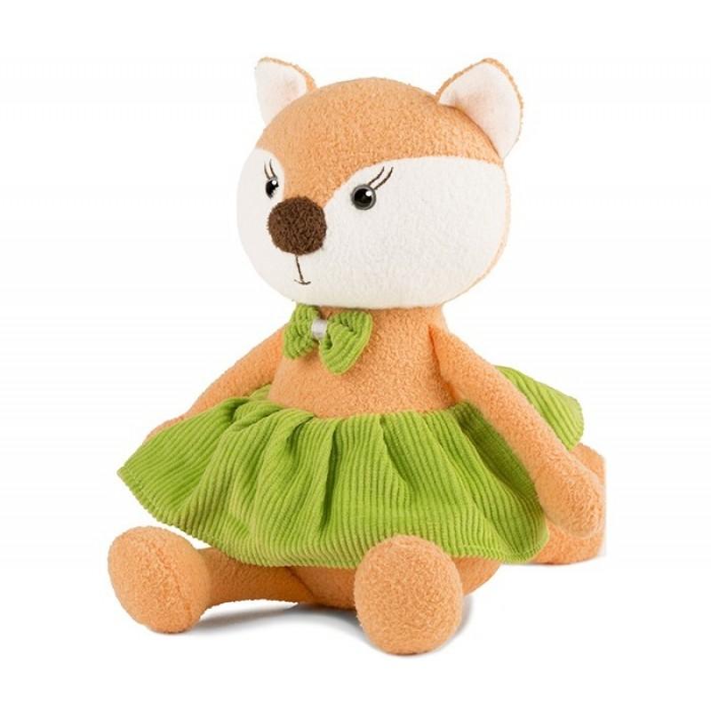 Мягкая игрушка Maxi Play Лисичка Мила 20 см