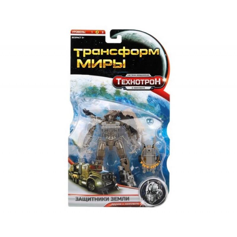 Наша Игрушка Трансформер Робот-машина 8101