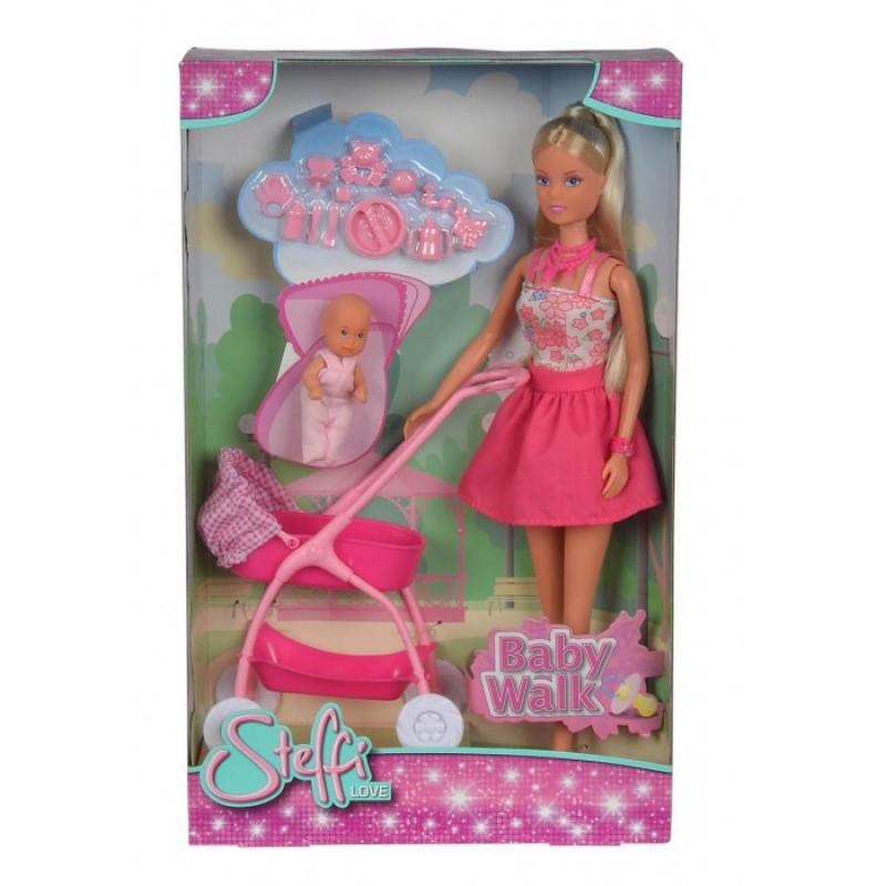 Steffi Кукла с ребёнком