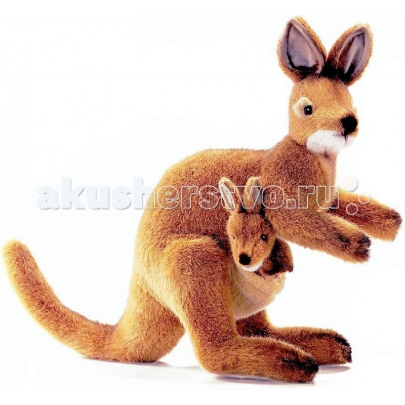 Мягкая игрушка Hansa Валлаби 38 см