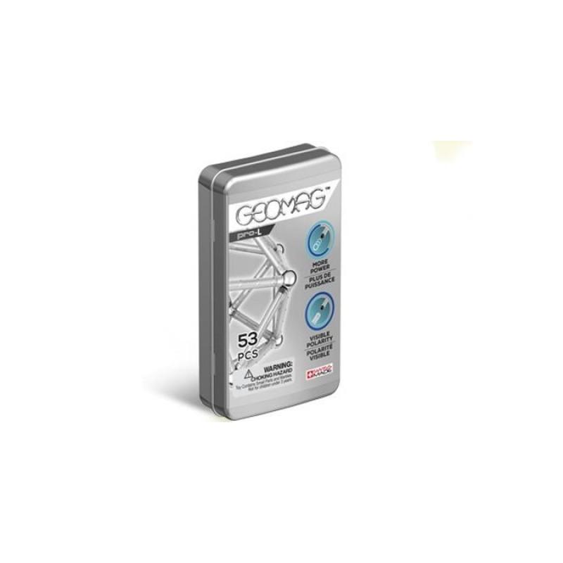 Конструктор Geomag магнитный Pro-L (53 детали)