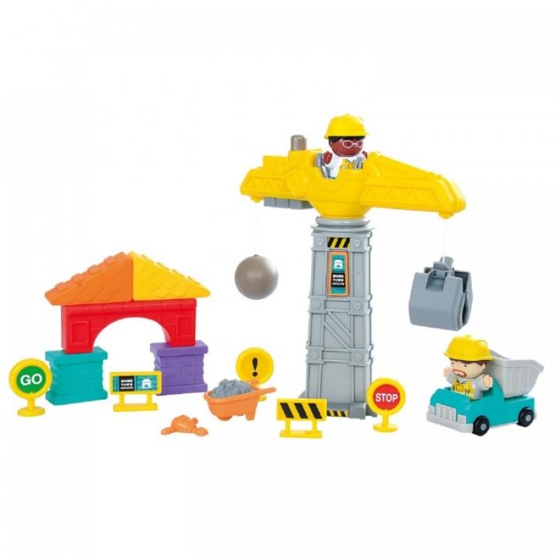 Playgo Игровой набор Стройка Play 9874