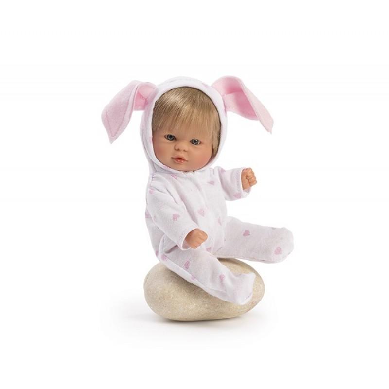 ASI Кукла пупсик 20 см 119957