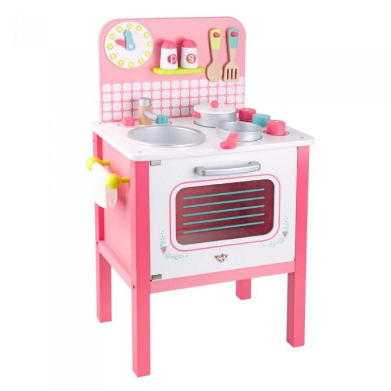 Tooky Toy Набор для девочек Кухонная плита TL056